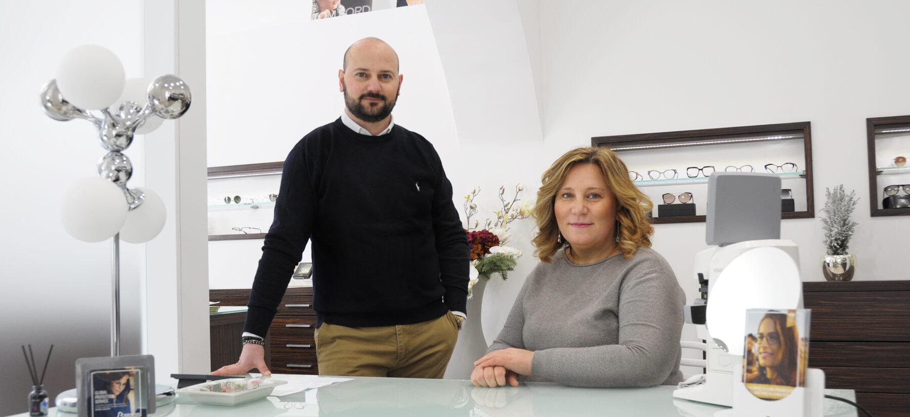 Pasquale e Stefania Iuso
